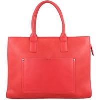 Sacs Femme Cabas / Sacs shopping Fuchsia Sac à main cabas  F1598-10 Rouge Multicolor
