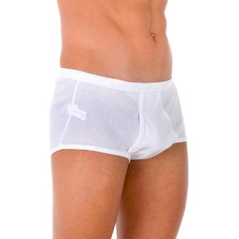 Sous-vêtements Homme Caleçons Abanderado Lot de 6 slips classiques pour hommes Blanc