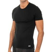 Sous-vêtements Homme Maillots de corps Abanderado T-shirt technique à court terme Noir