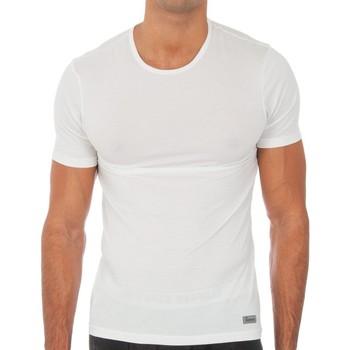 Sous-vêtements Homme Maillots de corps Abanderado M.corta thermique T Tech Blanc