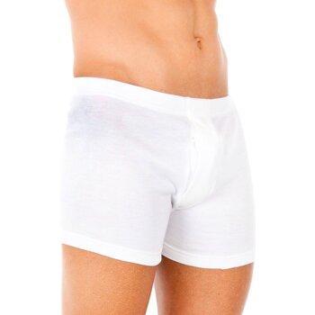 Sous-vêtements Homme Boxers Abanderado Pack-3 boxeurs thermiques Blanc