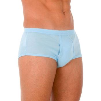 Sous-vêtements Homme Caleçons Abanderado Lot de 6 slips de chevalier bleu clair Bleu