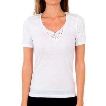 Sous-vêtements Femme Maillots de corps Abanderado Pack-3 Couvre pr.m / c milan blanc Blanc