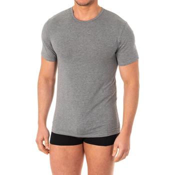 Sous-vêtements Homme Maillots de corps Abanderado T-shirt X-Temp m / court Gris