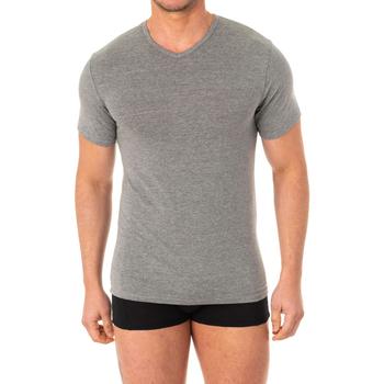 Sous-vêtements Homme Maillots de corps Abanderado Camistea X-Temp m / corta Gris