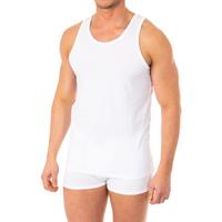 Sous-vêtements Homme Maillots de corps Abanderado Débardeur X-Temp Blanc