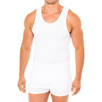 Sous-vêtements Homme Maillots de corps Abanderado Débardeur avancé Blanc