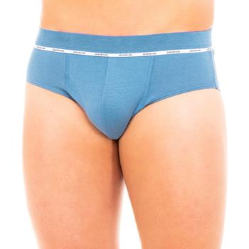 Sous-vêtements Homme Caleçons Abanderado Slip  avancé Bleu