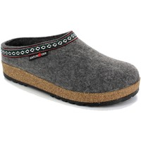 Chaussures Femme Chaussons Haflinger HF-FRANZL-ant-D GRIGIO