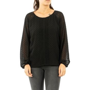Vêtements Femme Tops / Blouses Geisha 93802-10 000999 - black noir