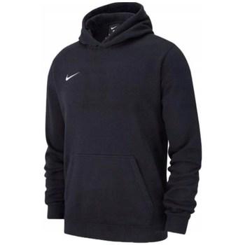 Vêtements Garçon Sweats Nike JR Team Club 19 Fleece Noir