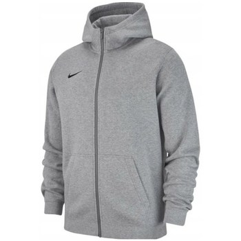 Vêtements Garçon Sweats Nike JR Team Club 19 Gris
