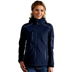 Vêtements Femme Blousons Promodoro Veste Softshell Femmes bleu marine