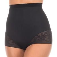 Sous-vêtements Femme Slips PLAYTEX Ceinture Braga  taille Noir