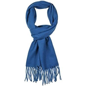 Accessoires textile Echarpes / Etoles / Foulards Qualicoq Echarpe Lana - Couleur - Bleu-roi - Fabriqué en France Bleu-roi