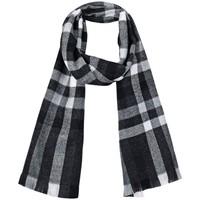 Accessoires textile Echarpes / Etoles / Foulards Qualicoq Echarpe Hingis - Couleur - Noir - Fabriqué en France Noir