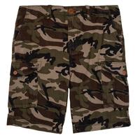 Vêtements Garçon Shorts / Bermudas Quiksilver CRUCIAL BATTLE Camo