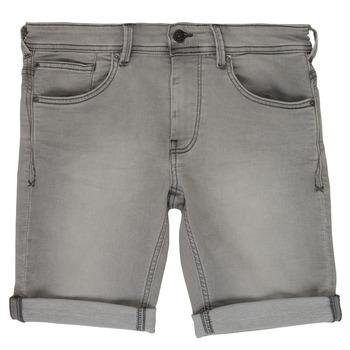 Vêtements Garçon Shorts / Bermudas Teddy Smith SCOTTY 3 Gris