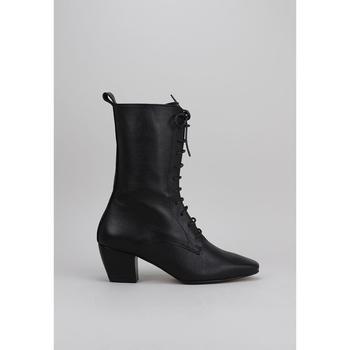 Chaussures Femme Bottines Krack LOUVRE Noir