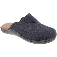 Chaussures Homme Sabots Uomodue By Riposella UD9906bl blu
