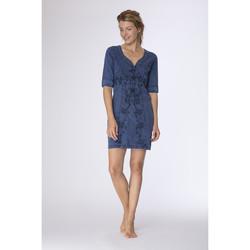 Vêtements Femme Robes courtes La Cotonniere ROBE ABRIL Bleu