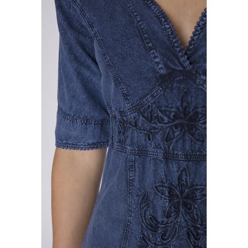 La Cotonniere ROBE ABRIL Bleu 16678398