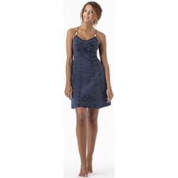 Vêtements Femme Robes courtes La Cotonniere ROBE PENELOPE Bleu
