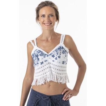 Vêtements Femme Tops / Blouses La Cotonniere TOP INGRID Multicolore