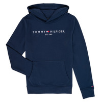 Vêtements Garçon Sweats Tommy Hilfiger KB0KB05673 Marine