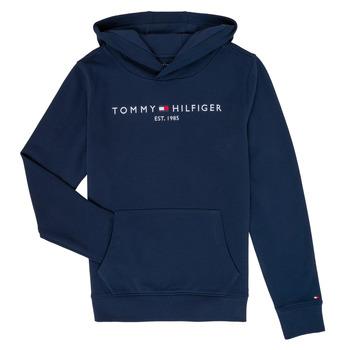 Vêtements Garçon Sweats Tommy Hilfiger NOMA Marine