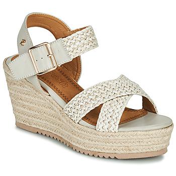 Chaussures Femme Sandales et Nu-pieds Refresh LILIOU Beige