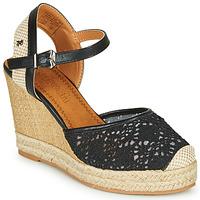 Chaussures Femme Sandales et Nu-pieds Refresh LARENA Noir
