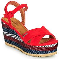 Chaussures Femme Sandales et Nu-pieds Refresh LOCKAL Rouge