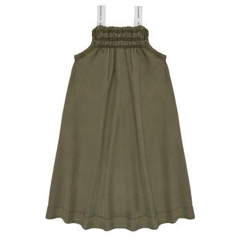 Vêtements Fille Robes courtes Le Temps des Cerises BIJA Kaki