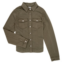 Vêtements Fille Vestes / Blazers Le Temps des Cerises SASHA Kaki