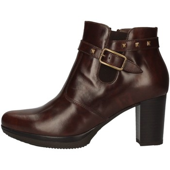 Chaussures Femme Low boots Nero Giardini A908701D CUIR