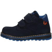Chaussures Fille Low boots Asso AG-4351 BLEU