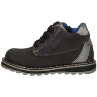 Chaussures Fille Low boots Asso AG-4350 GRIS