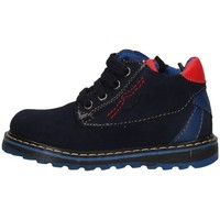 Chaussures Fille Low boots Asso AG-4350 BLEU