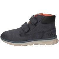 Chaussures Fille Low boots Lumberjack SB65001-002 BLEU