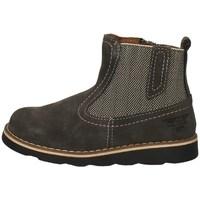 Chaussures Femme Low boots Primigi 44200/22 GRIS