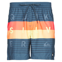 Vêtements Homme Maillots / Shorts de bain Quiksilver WORD BLOCK VOLLEY Multicolore