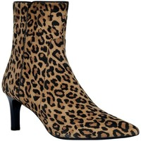 Chaussures Femme Bottines Geox Bibbiana Noir