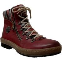 Chaussures Femme Boots Rieker Z6741 Rouge