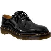 Chaussures Femme Derbies Dr Martens 1461 Noir vernis