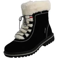 Chaussures Femme Bottes de neige Alpes Vertigo Verner ii noir mid l Noir