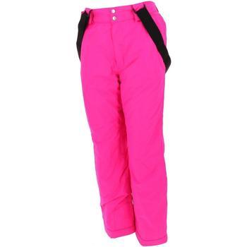 Vêtements Fille Chinos / Carrots Dare 2b Motive  rose pant ski g Rose