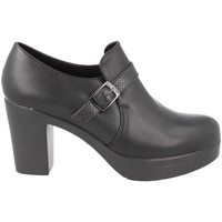 Chaussures Femme Low boots Clowse 9F186 Negro
