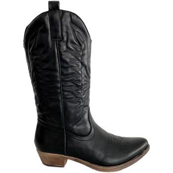 Chaussures Femme Bottes ville Kylie K1936307 Negro