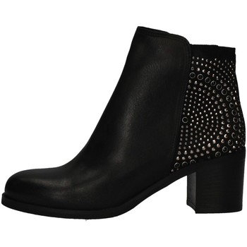 Chaussures Femme Low boots Marlena 054 NOIR